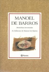 Memorias Inventadas Manoel de Barros